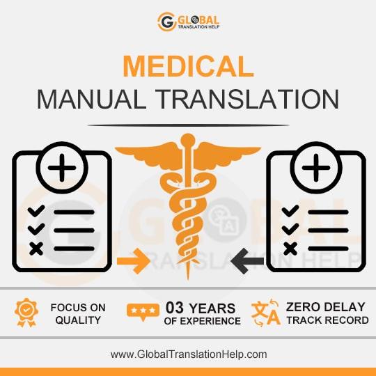 Medical Manual Translation