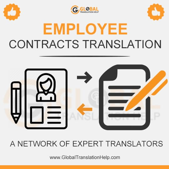 Employee Contracts Translation - Employee Contracts