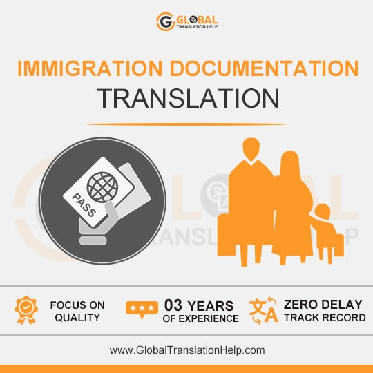 Immigration Document Translation |Translate Immigration Documents