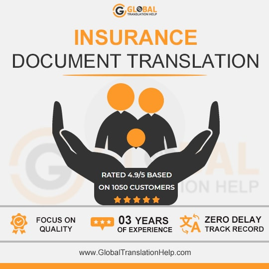 Insurance Document Translation