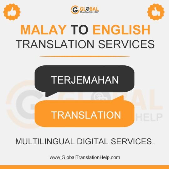 Malay to English translation and English to Malay translation