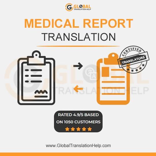 Medical Report Translation