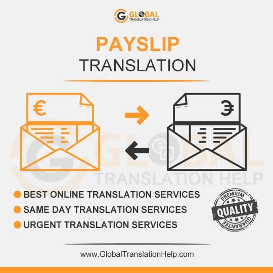 Payslip Translation