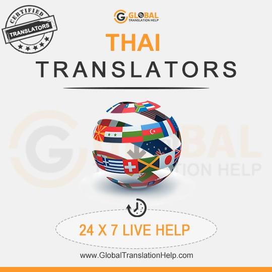 Thai-Translators
