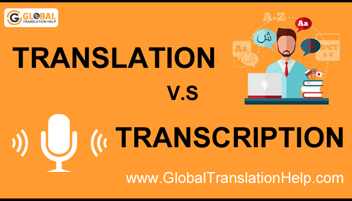 Difference Between Translation And Transcription