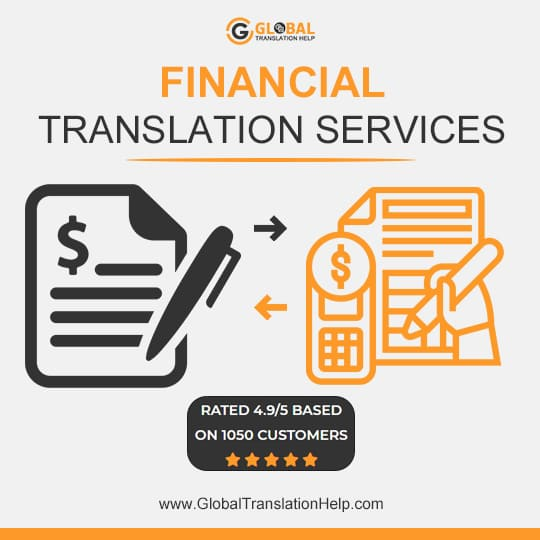 Financial And Economic Translation Services