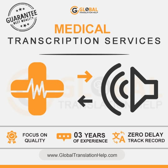 Online Medical Transcription Company USA